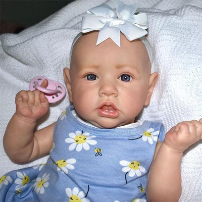 "22"" Little Daphne Reborn Baby Doll Girl - Reborn Shoppe"