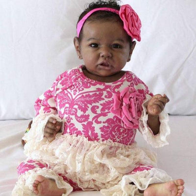 22'' Little Elliot Reborn Baby Doll Girl - Reborn Shoppe