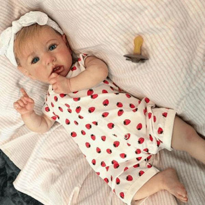 "22"" Lovely Liv Reborn Baby Doll Girl - Reborn Shoppe"