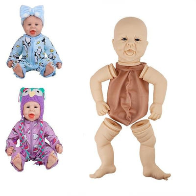 22 '' Unpainted Reborn Dolls Blank Kit - Reborn Shoppe