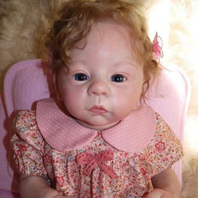Lifelike 18'' Sean New Silicone Reborn Baby Doll - Reborn Shoppe