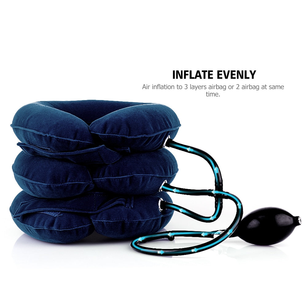 U Neck Air Inflatable Pillow