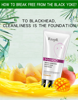 Mango Removing Black Head Face Mask