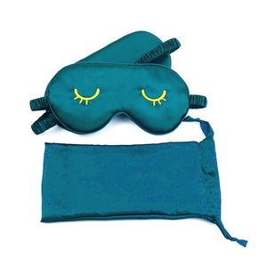 Eye Cover Silk Sleep Eye Mask