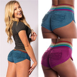 Womens Sport Shorts Quick Dry Training Gym