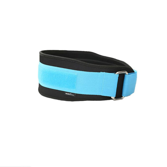 Weightlifting Squat Belt Nylon Lower Back Support