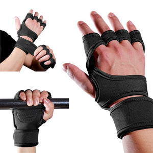 Gym Gloves Fitness Weight Lifting Gloves