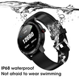 Full touch SmartWatch IP68 Waterproof Bluetooth