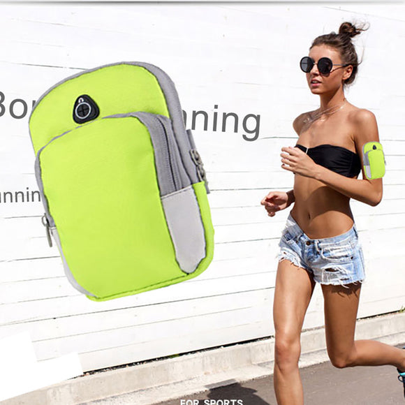 Sports Arm Waterproof Phone Holder Bag
