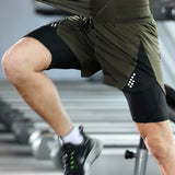 Men's  Running Training Shorts Quick Dry