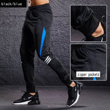 Men's Sport Pants With Zipper and Pockets