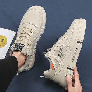 Platform Sneakers for Men  Breathable Casual