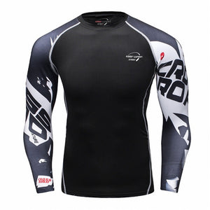 Men's Sportswear Long Sleeve Shirt
