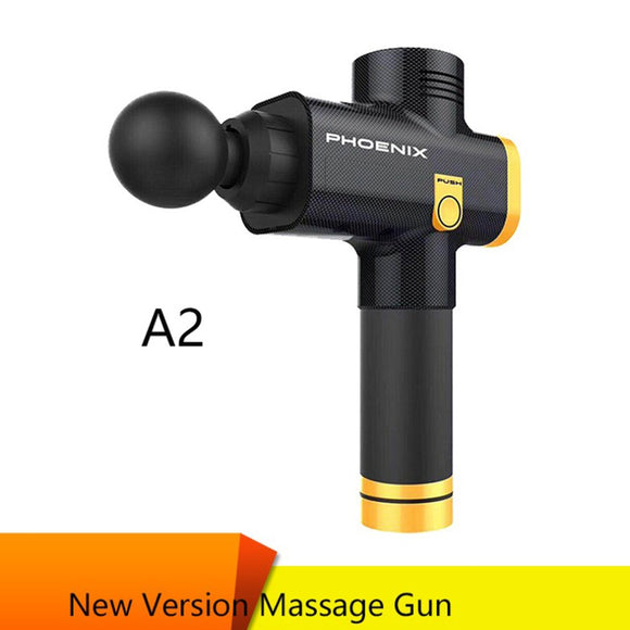 Bearded Fascia Gun Massage Electric Deep Muscle Relaxation