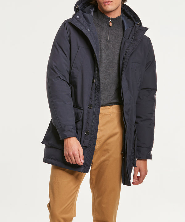 Newport Parka (59 Old Blue)