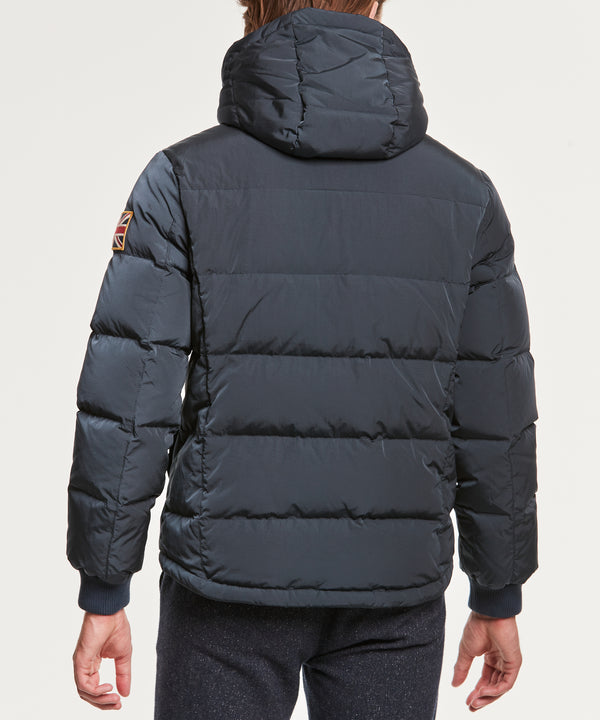Duncan Down Jacket (64 Blue)