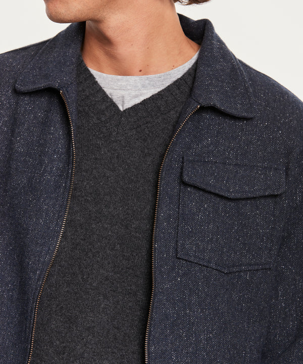 Dulwich Jacket (62 Blue)