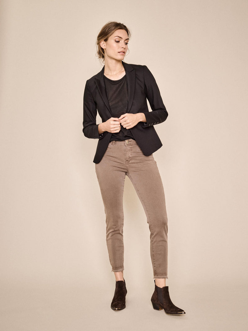 Blake Night Blazer Sustainable (801 Black)