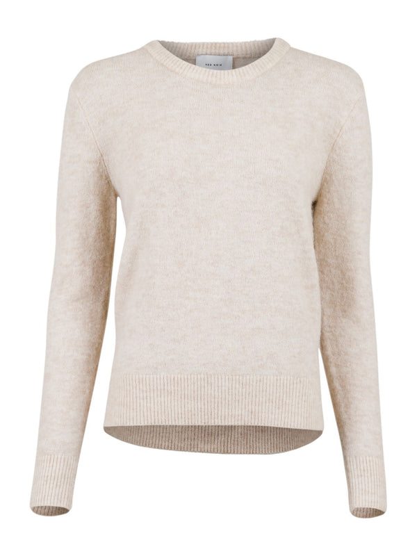 Dina Knit (119 Sand Melange) - D.O Design Only
