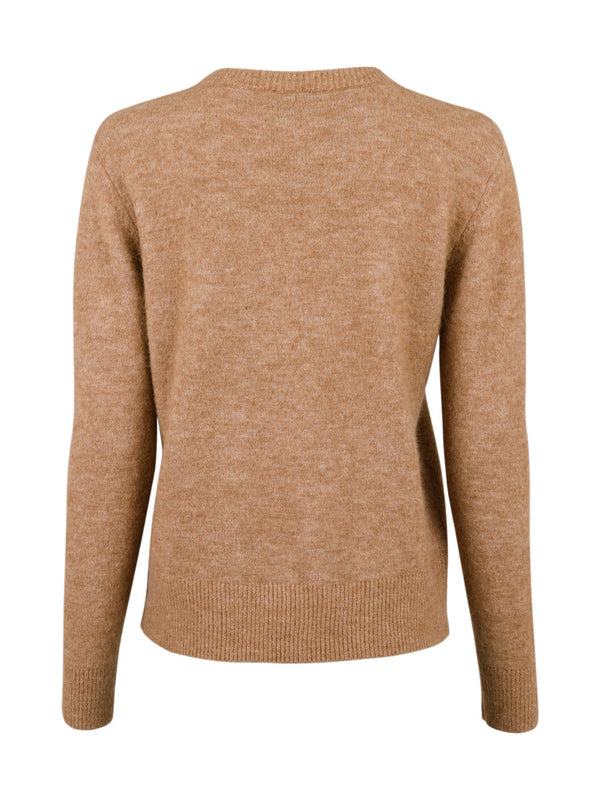 Dina Knit (205 Brown Melange) - D.O Design Only