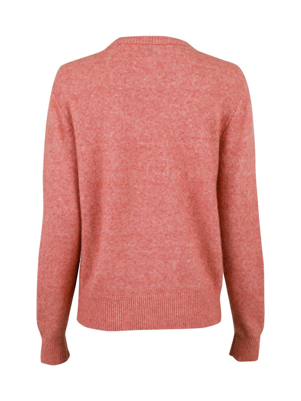 Dina Knit (726 Rose Melange) - D.O Design Only