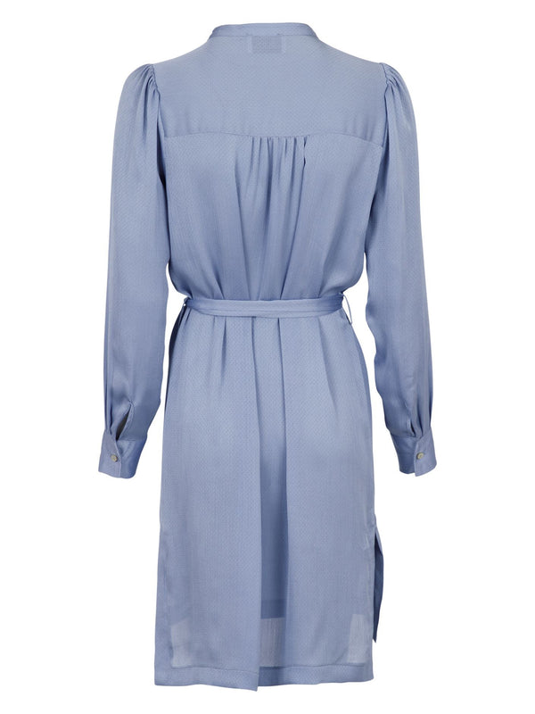 Viby Shirtdress (142 Dusty Blue)