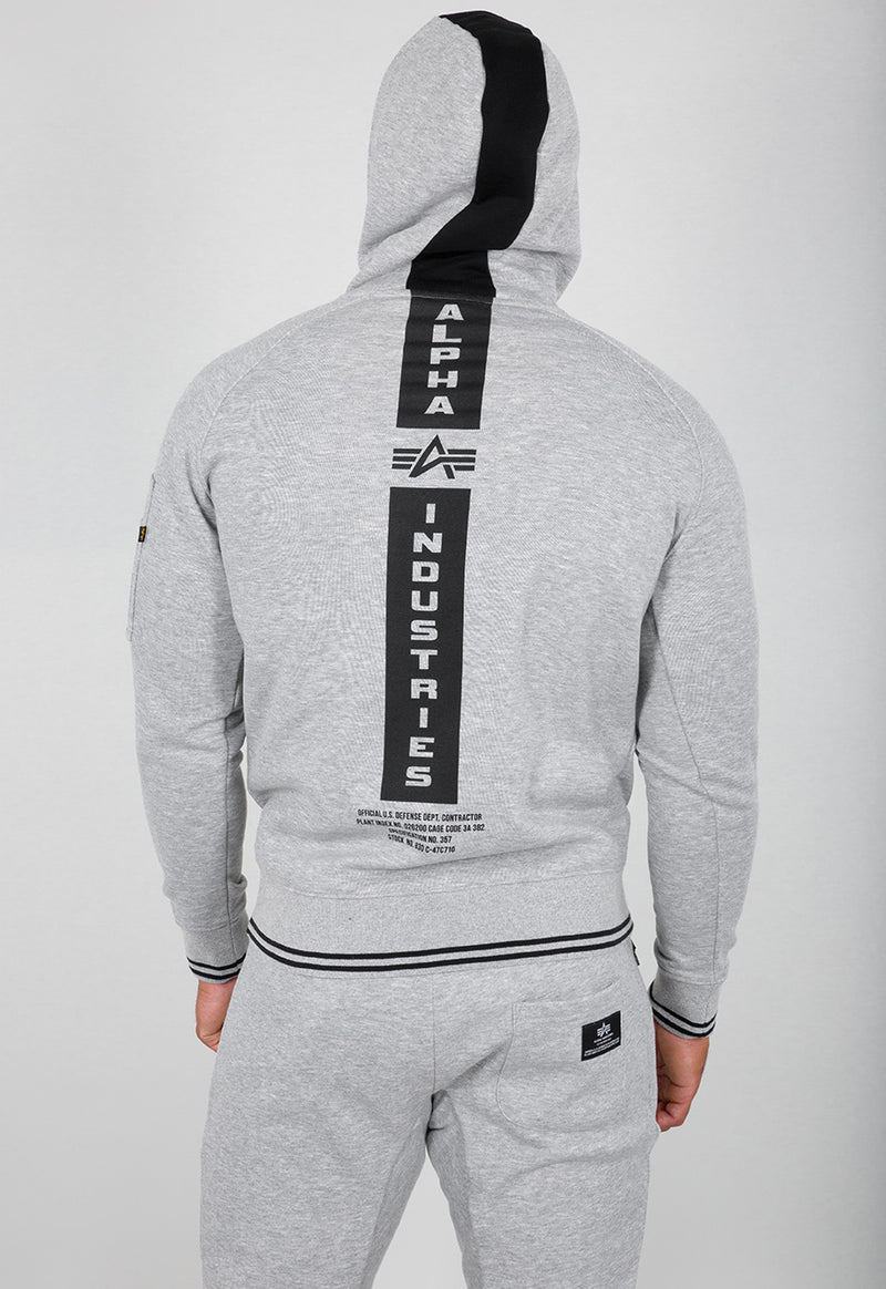 Defense Hoody (17 Grey) - D.O Design Only