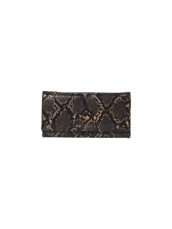 Snake Kantay Wallet (149 Brownish) - D.O Design Only