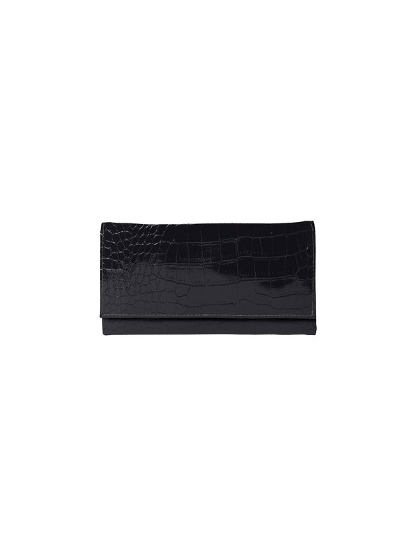 Solid Kantay Wallet (10 Black) - D.O Design Only