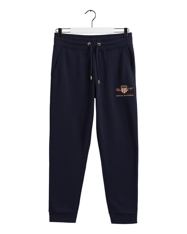 ARCHIVE SHIELD SWEAT PANTS (433 EVENING BLUE)