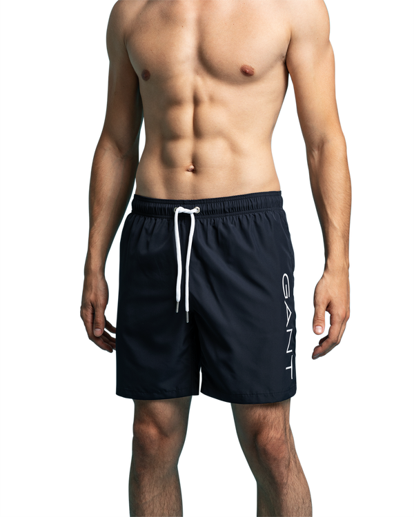 LC LIGHTWEIGHT LOGO SWIM SHORTS (410 MARINE)