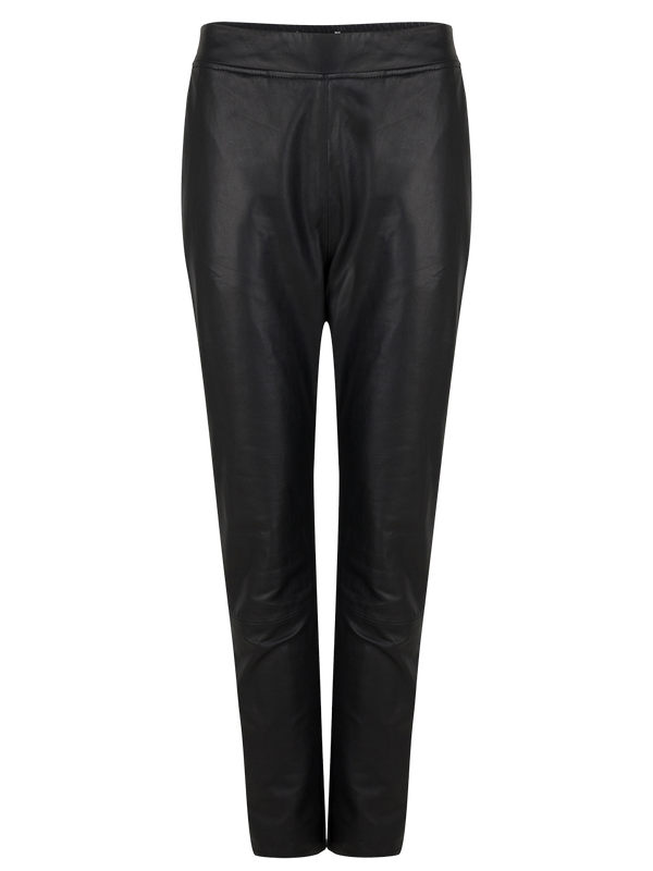 James leather pants (900 Raven) - D.O Design Only