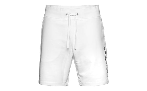 BOWMAN SWEAT SHORTS (101 white)