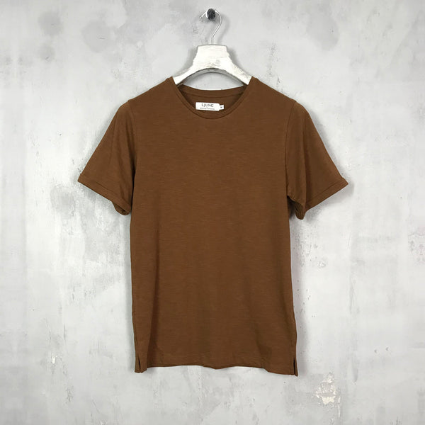 Core Tee (Copper Brown) - D.O Design Only