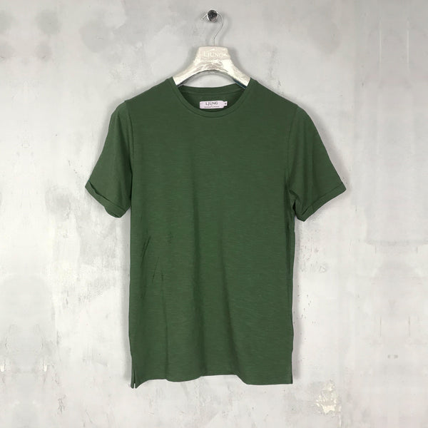 Core Tee (Leaf Green) - D.O Design Only