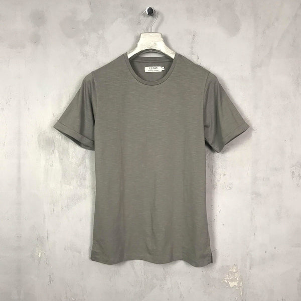 Core Tee (Lt Grey)