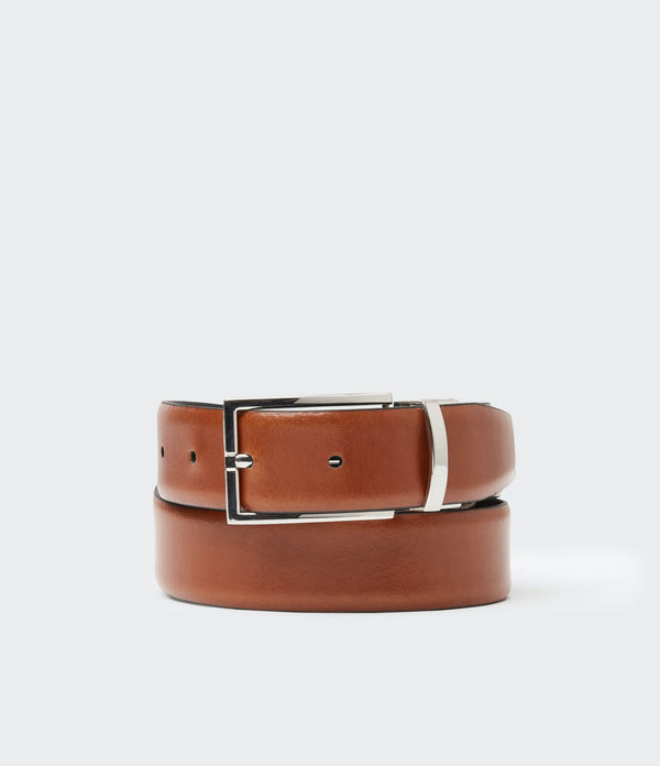 SDLR Male Belt (0462 Black/Cognac) - D.O Design Only
