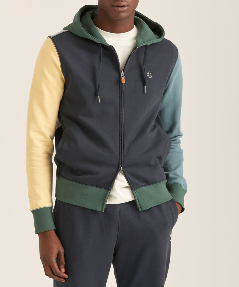Berkley Zip Hood (74 Green)