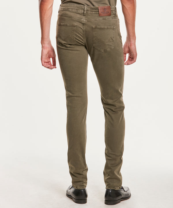 James Brushed 5-pkt (77 Olive)