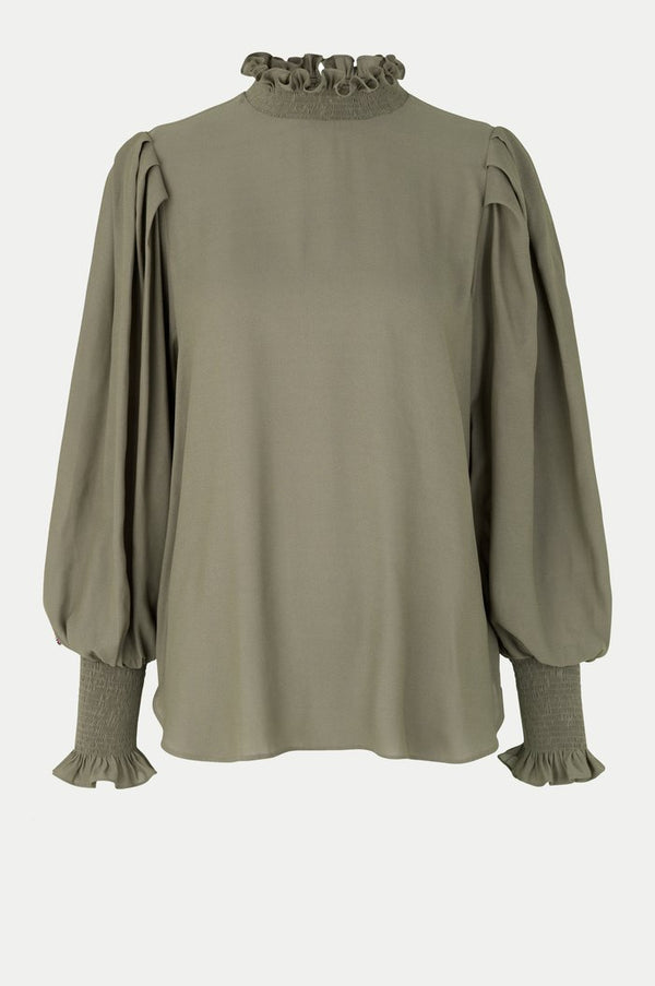 Florenza Blouse (4059 Sea Turtle)