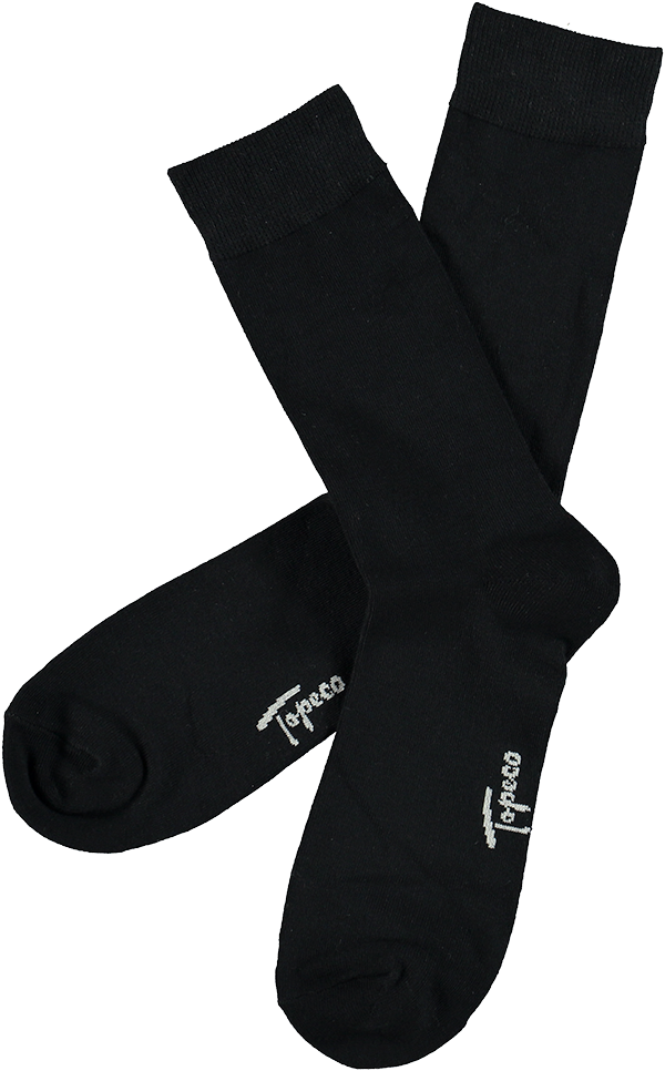 SOCKS 8-P BAMBOO (115 BLACK)