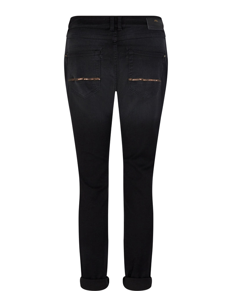 Naomi Mercury Jeans (801 Black) - D.O Design Only