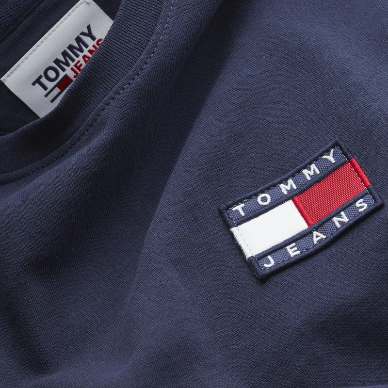 TJM TOMMY BADGE LONG, (C87 TWILIGHT NAVY)