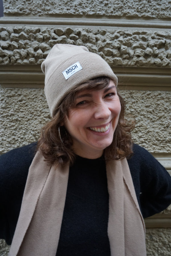 Mojo Beanie (TRAVERTINE)