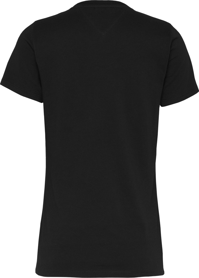 TJW OUTLINE FLAG TEE, (BDS BLACK)