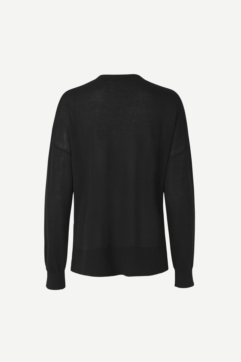 Dida crew neck 5812 (00001 Black) - D.O Design Only