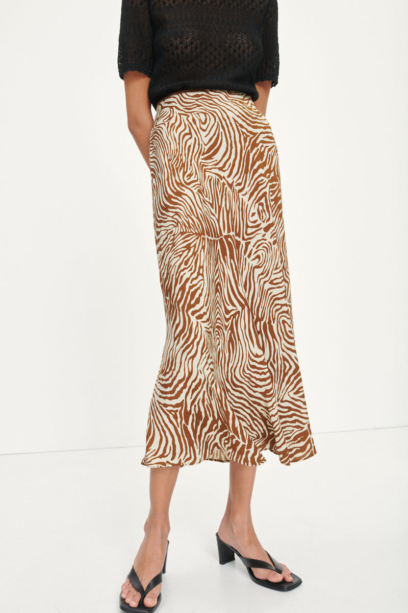 Alsop skirt aop 8325 (00537 MOUNTAIN ZEBRA)