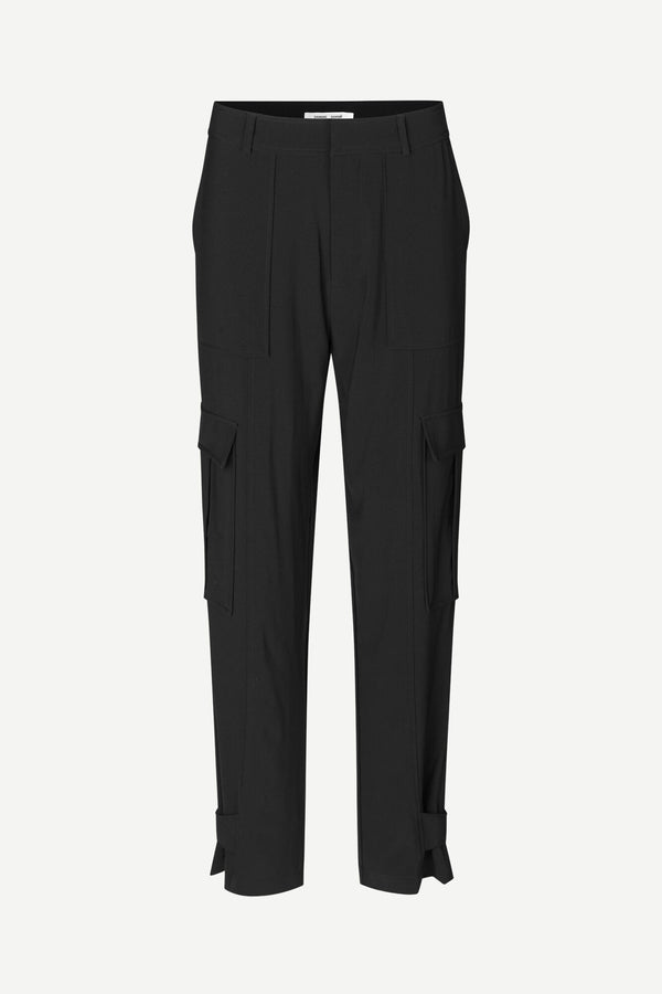 Citrine trousers 10654 (0001 BLACK)
