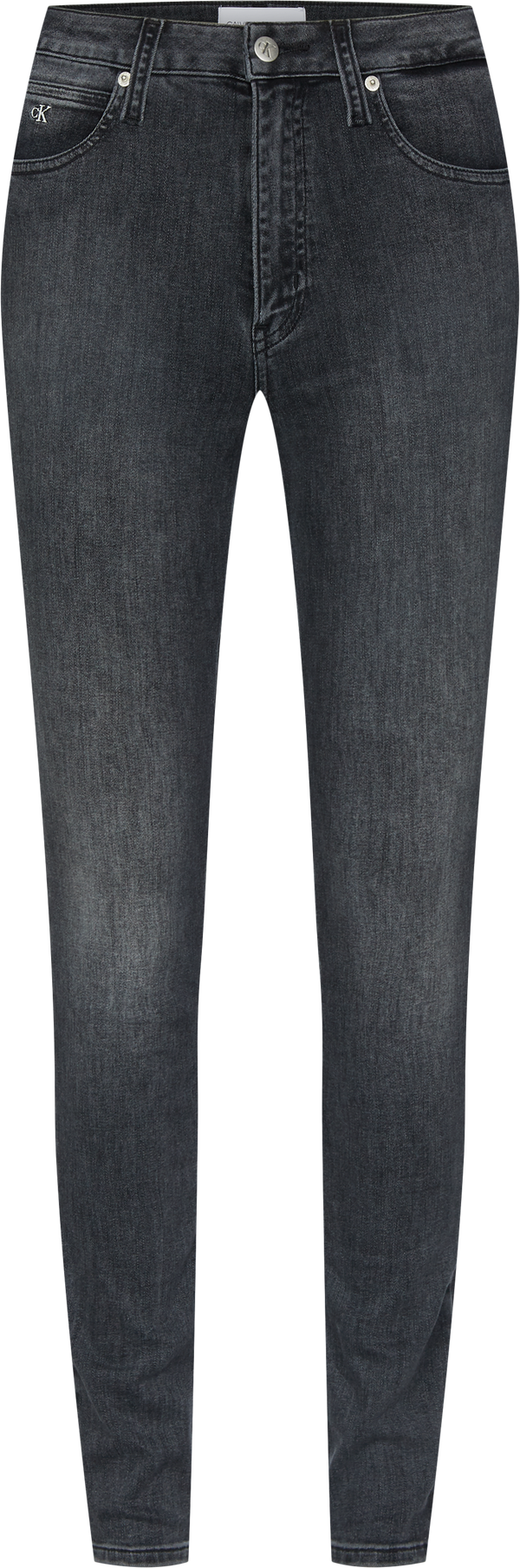 NOOS CKJ 010 HIGH RISE SKINNY (1BZ ZZ004 GREY) - D.O Design Only