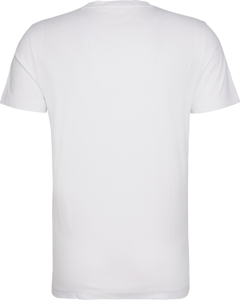 CHEST INSTITUTIONAL SLIM SS TEE (112 Bright White)